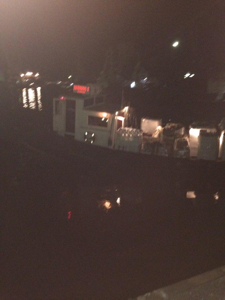 Нощно зареждане на МТ Синар 8