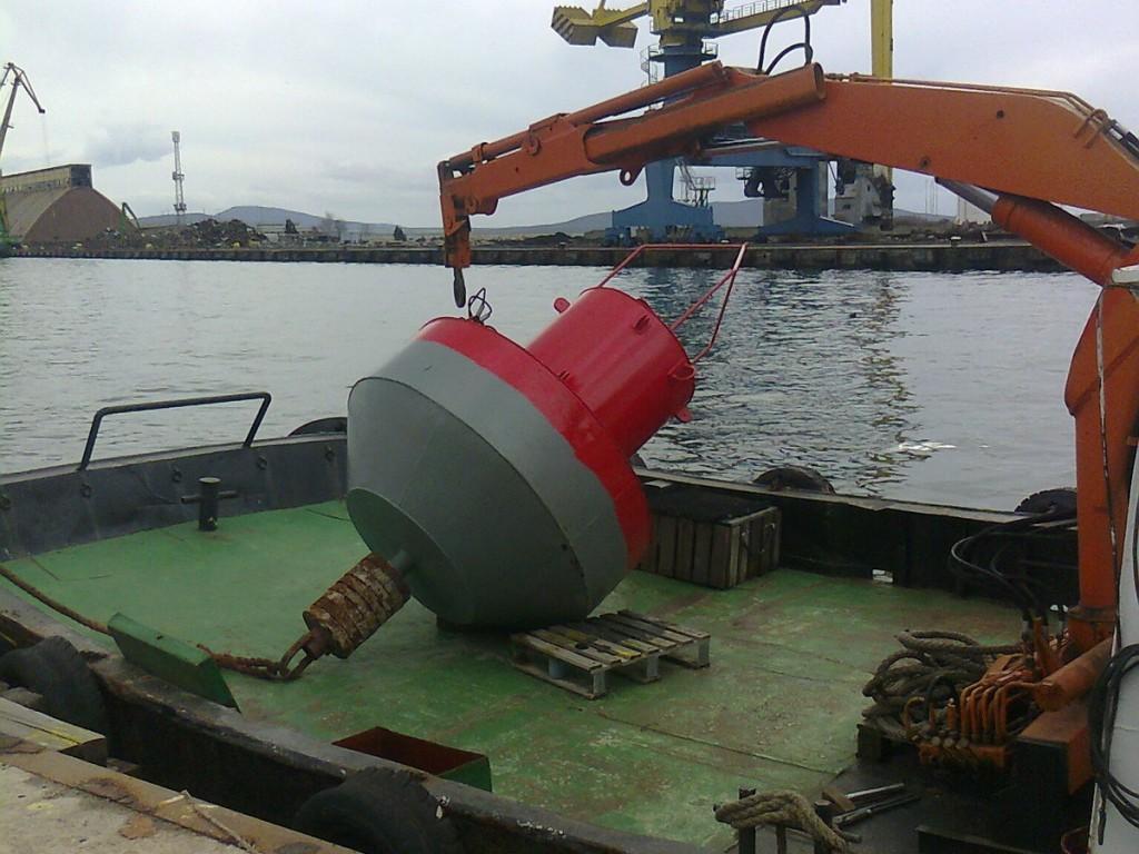 Motorboat Deimos specifications
