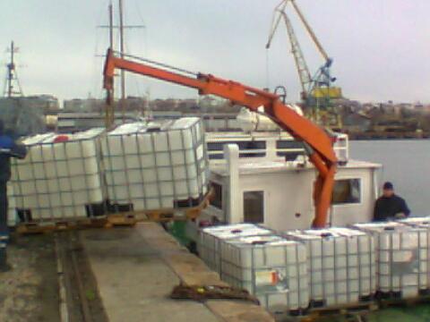 Приемане и рециклиране на корабни битови отпадъци, масла